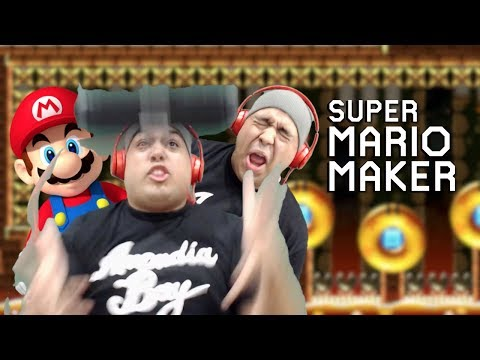 100% WILL NOT RECOVER FROM THIS LEVEL. [SUPER MARIO MAKER] [#122]