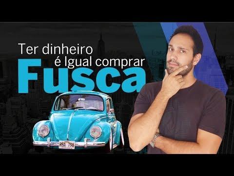 TER DINHEIRO É IGUAL COMPRAR UM FUSCA | EDUARDO VILELA