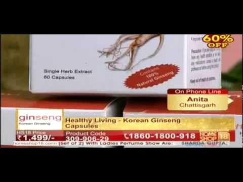 Shivalik Herbals Korean Ginseng