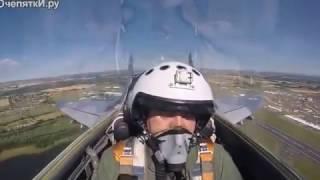 Высший пилотаж на МиГ 29