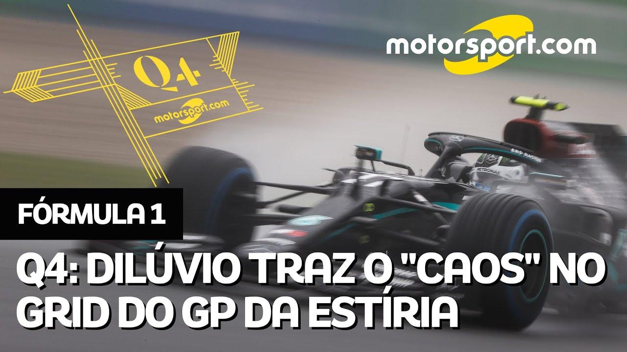 Q4: grid do GP da Estíria tem show de Hamilton, Sainz, Gasly e Russel; Ferrari segue mal