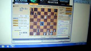 Hot Dog versus Beefy Chiefy at Yahoo Games CHESS