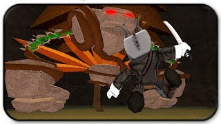 Thanksgiving Event Boss- Gorrock The Grove Protector - Roblox Swordburst 2