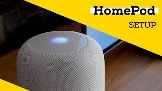How to set up your HomePod