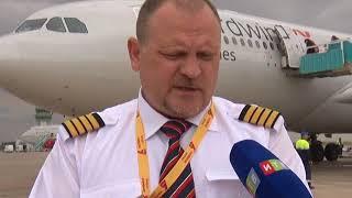 День Воздушного Флота России отметили в аэропорту Симферополь
