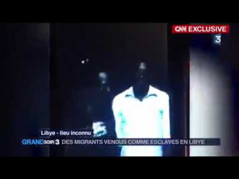 Africans sold say slaves in Libya