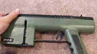 Homemade Nerf/Dart Gun: SAS-5
