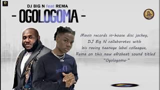 MavinRecords-Dj Big N-ft-Rema -Ogologoma