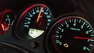 Subaru Forester II 2.0 AT '05: реальная динамика разгона 0-100, 0-150 км/ч(, 2014-09-28T07:32:27.000Z)