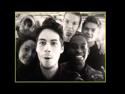 The Maze Runner Cast Funny Moments