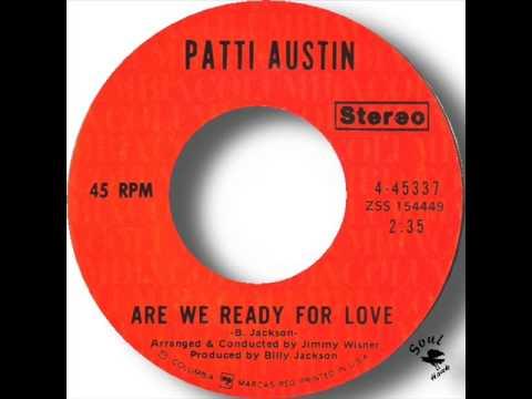 Patti Austin   Are We Ready For Love