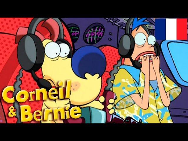 Corneil & Bernie - Panique à Bord S01E01 HD