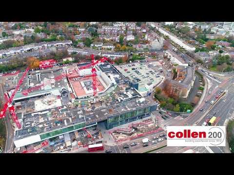 Collen Construction Frascati Shopping Centre - 191118