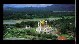 Perak Darul Ridzuan State Anthem/Lagu Negeri Perak Darul Ridzuan - Allah Lanjutkan Usia Sultan