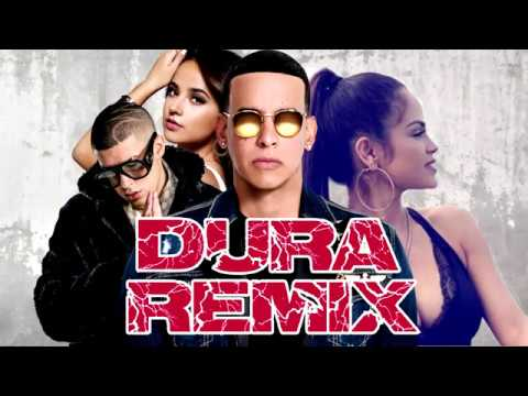 Daddy Yankee Ft. Becky G, Bad Bunny & Natti Natasha – Dura (Remix) Letra