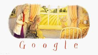 Dame Cicely Saunders' 100th Birthday - Google Doodle