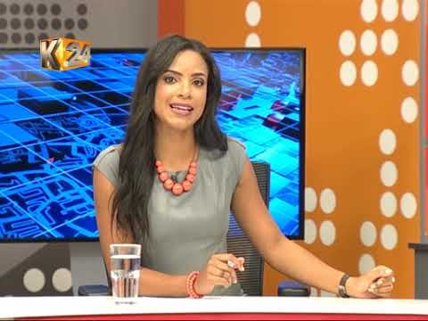 K24 Evening Edition with Eric Njoka and Michelle Morgan 06.09.2017