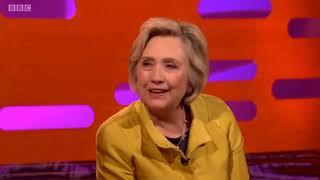 Graham Norton Show S22E04   Hillary Clinton, Jeff Goldblum, Gerard Butler, Jack Whitehall