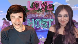 I FINALLY WON LOVE OR HOST!!! ft. GeorgeNotFound
