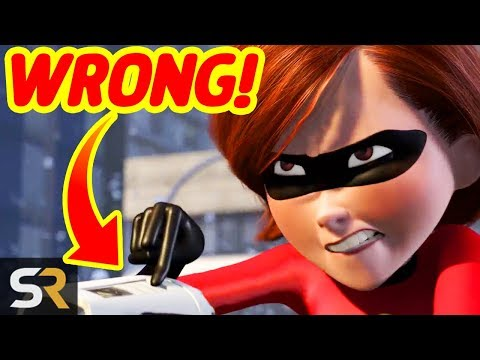 10 Animated Movie Mistakes Disney Doesn't Want You To See!