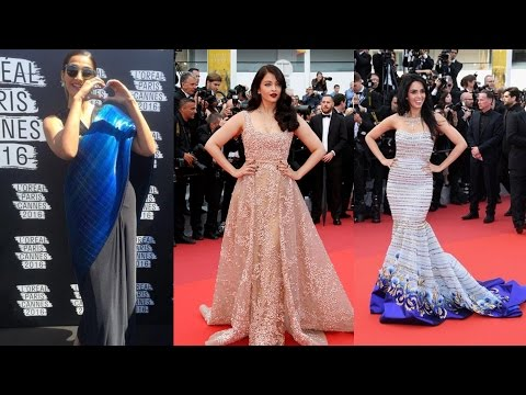 Bollywood Rocks The Red Carpet At The Cannes Film Festival 2016