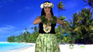 Hula Dance - Little Brown Gal (Verse 4)