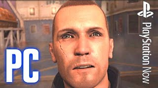 Infamous 2 PC Gameplay Full HD [PlayStation Now]