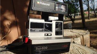 52 Cameras: # 134 — Polaroid Sun 600 LMS