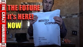 Vinmori USB Heated Vest Product Review - The FUTURE it's HERE NOW