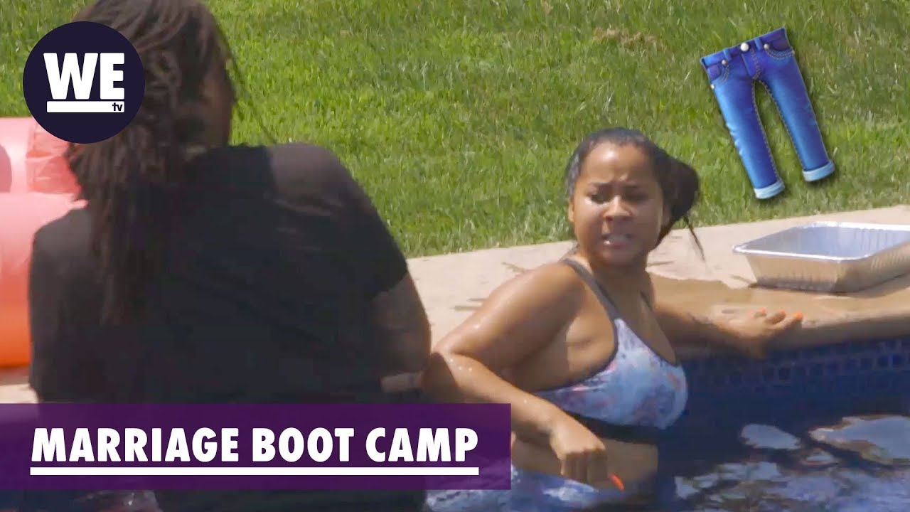 'Who Really Wears The Pants?' Sneak Peek | Marriage Boot Camp: Hip Hop  Edition