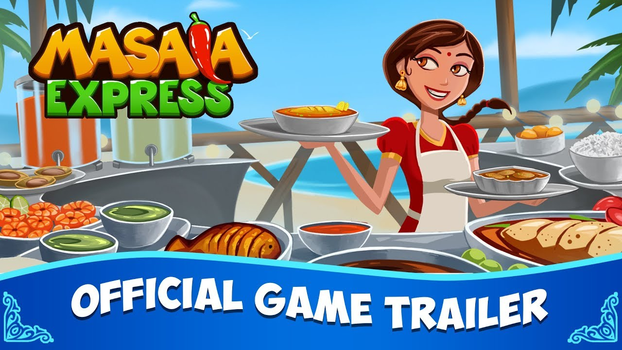 Masala Express Gameplay Video 720p - YouTube