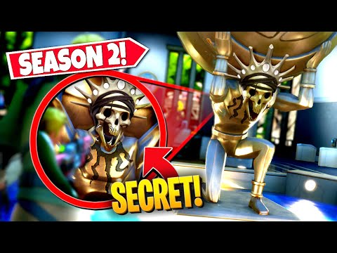 *NEW* ALL SEASON 2 HIDDEN *EASTER EGGS* THAT ARE SECRETLY CHANGING IN-GAME! (Battle Royale)