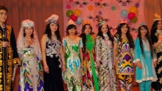 Navruz 2014 celebrations in Abraham Lincoln in Brooklyn(Full) - Uzbek TV New York,Inc