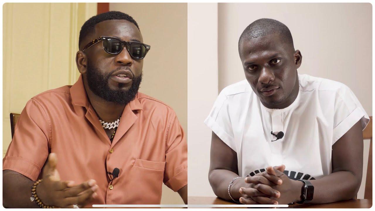 Download I've Cut Becca Off And I've Distanced Myself From Kwabena Kwabena & K.K Fosu - Bisa Kdei Tells Why
