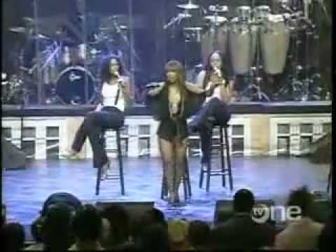 Toni Braxton Seven Whole Days/Please live