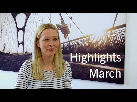 Deutsche Börse Venture Network Highlights March 2018