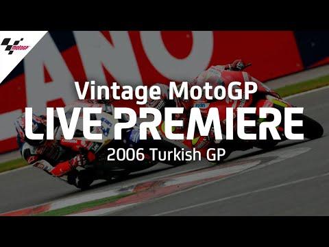 2006 #TurkishGP | Vintage MotoGP