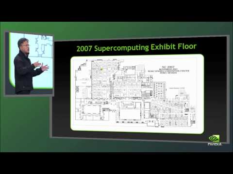 GPU Proliferation in HPC Reflected in SC Conference Showfloor