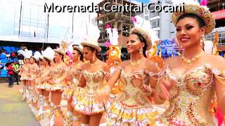 **HIGHLIGHTS from the Carnival in Oruro, Bolivia** Carnaval de Oruro Traditional Bolivian Dances HD