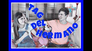 TAG DEL HERMANO - NatQ ✌🏻💕