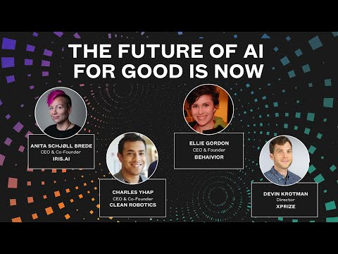 The Future of AI for Good is now