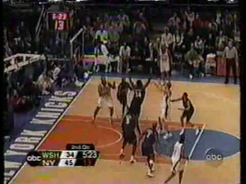 Michael Jordan 2003: Age 40, Final Game Vs. NY Knicks, 39pts