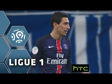 But Angel DI MARIA (71') / Olympique de Marseille - Paris Saint-Germain (1-2) -  / 2015-16