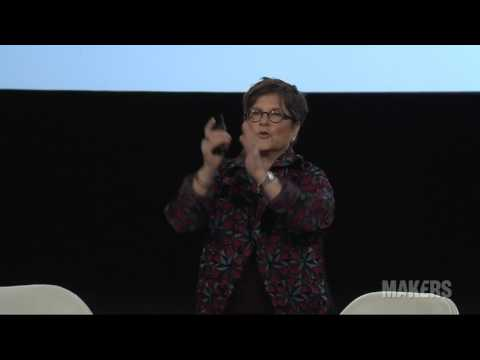 Joanna Barsh on Getting to 50/50 | 2017 MAKERS Conference