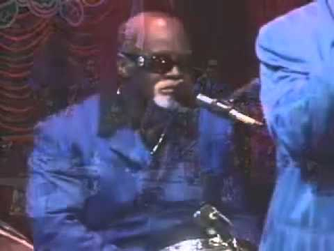 The Blind Boys of Alabama  at Wood Songs - God Said It (led by Ricky McKinnie)
