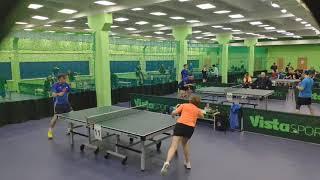 Балыкова - Воронков | RTTF cup 300 (зима 2021)