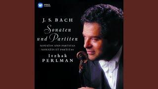 Violin Partita No. 3 in E Major, BWV 1006: VII. Gigue