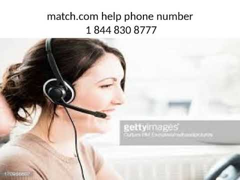 Toll free number for match com
