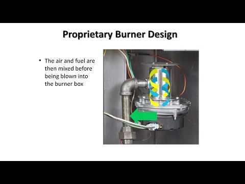 Beacon Morris Optum Condensing Unit Heater
