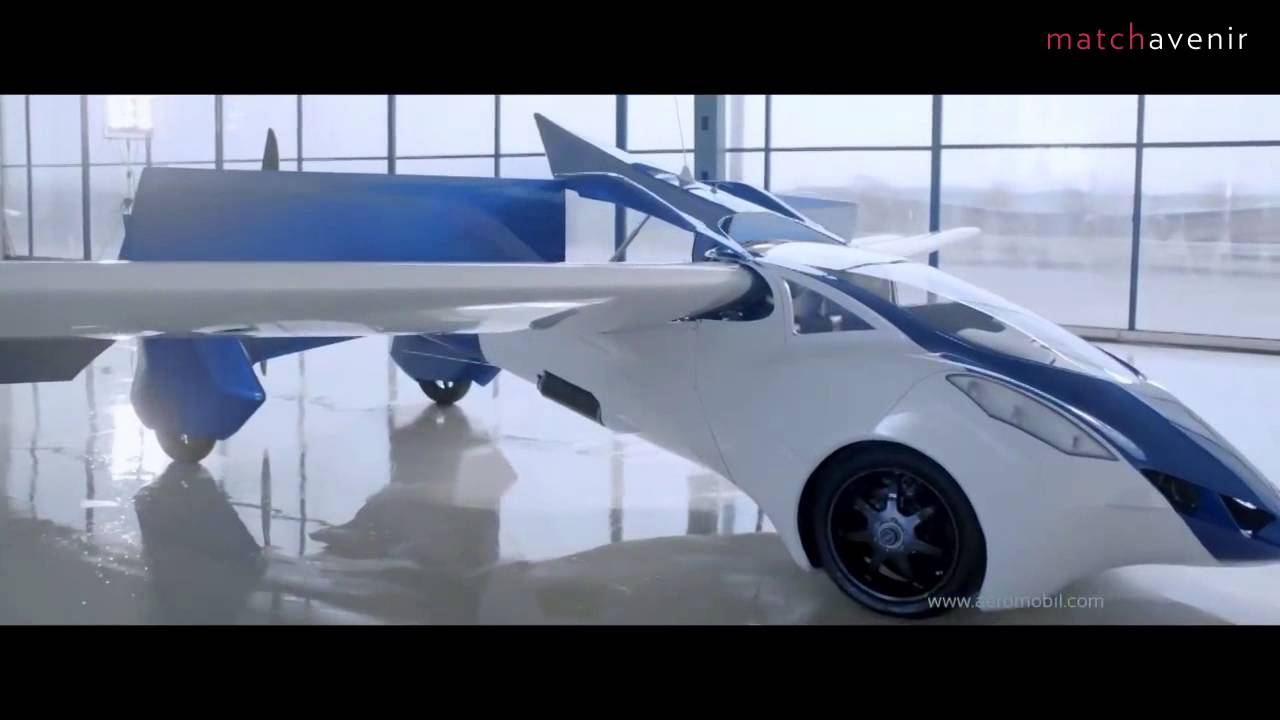l 39 aeromobil la voiture volante con ue par stefan klein youtube. Black Bedroom Furniture Sets. Home Design Ideas